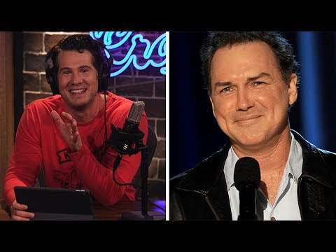 Why Norm Macdonald is THE MOST IMPORTANT Comedian Alive! (With Owen Benjamin) | Louder With Crowder