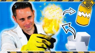 How To Make Carbonated Drinks with Dry Ice