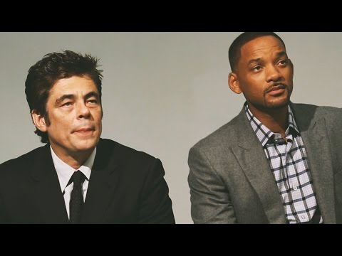 Download Youtube: Actors on Actors: Will Smith & Benicio Del Toro – Full Video