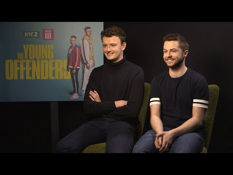 The Young Offenders are back | Chris Walley & Alex Murphy