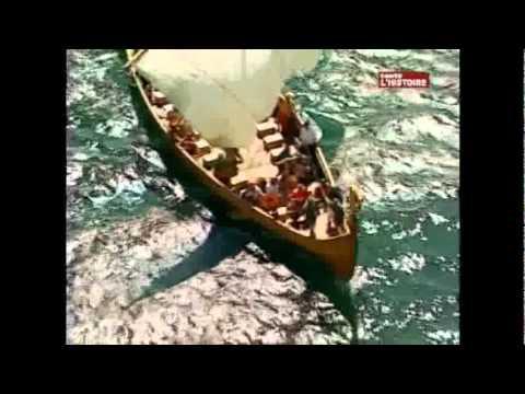 Documentaire - Histoire antique - La saga des Vikings (2/5)