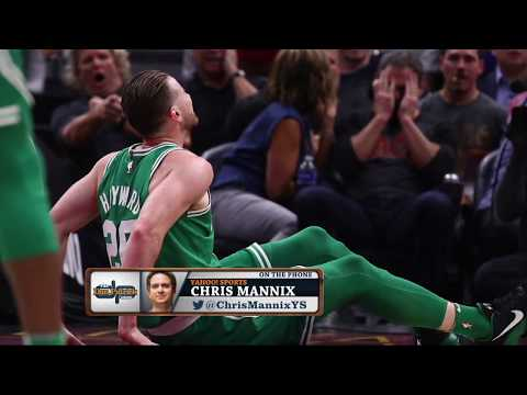 Yahoo Sports' Chris Mannix on the Eastern Conference Outlook Following Hayward Injury | 10/18/17
