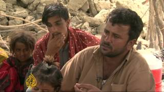 Pakistan quake survivors struggle to cope