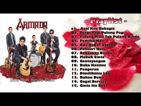 ARMADA _ FULL ALBUM   Best Song of ARMADA BAND