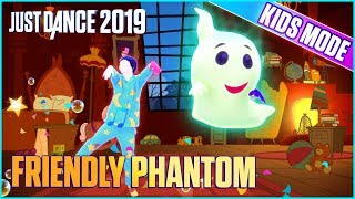 Just Dance 2019: Friendly Phantom (Kids Mode) | Official Track Gameplay [US]
