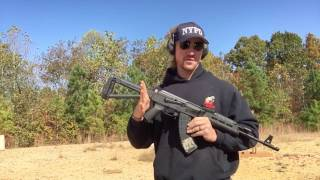 Century Arms C39 V2: American Made AK-47 Part 1