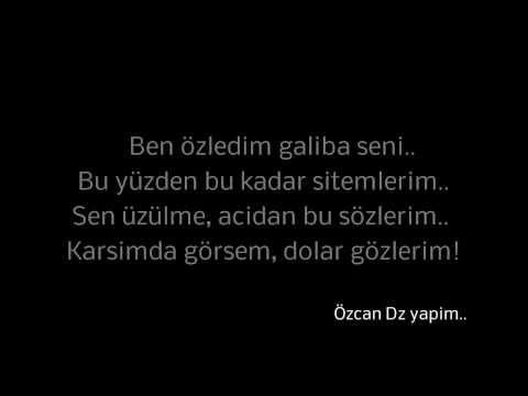 Murat Boz - Özledim (Enstrumental Cover) - Özcan Dz yapim [2014]