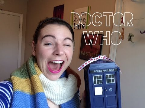 how I feel about doctor who // VEDA10