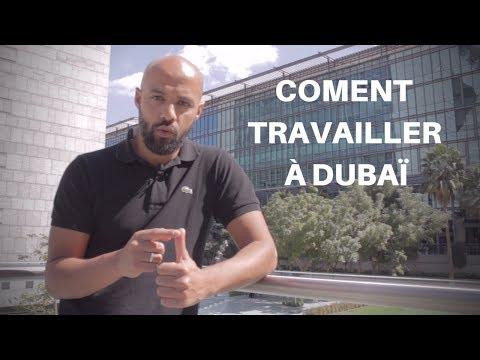 🤙 COMMENT TROUVER UN TRAVAIL A DUBAI