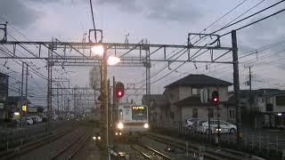 東京メトロ7130F 各停西武球場前行 西武線西所沢到着