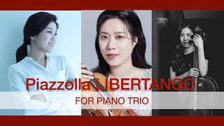 Piazzolla - Libertango for Trio