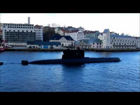 KNM Utvær - April 2012 (HD)