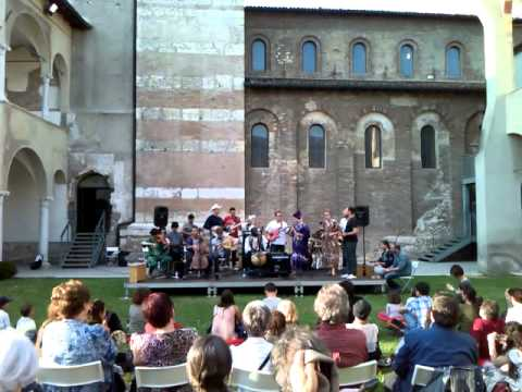 Baba Sissoko & Allievi Masterclass, Conservatorio