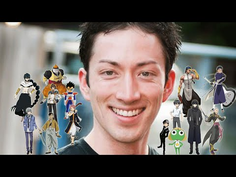 "The Many Voices of ""Todd Haberkorn"" In Animation & Video Games"