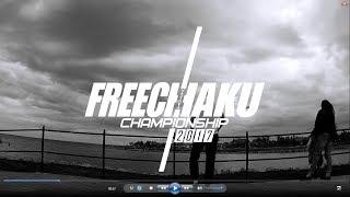 FREECHAKU CHAMPIONSHIP 2017 - Vladimir Boolatov Single Nunchaku Freestyle