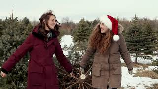 THE HUNT FOR THE PERFECT CHRISTMAS TREE | CANADIANKELSEY