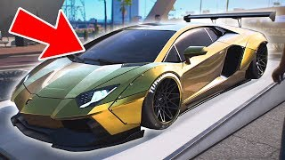 GOLD LAMBORGHINI HEIST!! (Need for Speed: Payback)