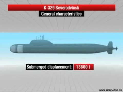 K-329 Severodvinsk