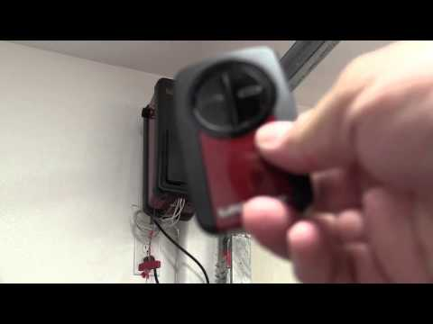 Liftmaster 375ut Remote Control