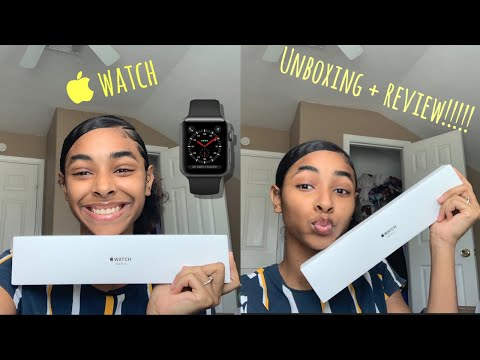 Apple Watch Series 3 Unboxing + Review