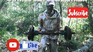 Металлокоп нашёл клад из ЧЕРНЯГИ хороший зароботок деньги там в лесу лежат