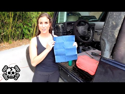 How To Fix Your Ripped Seat For Less Than $10
