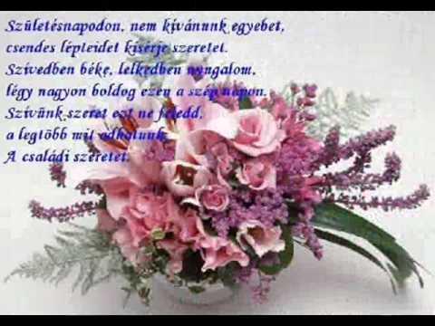 boldog születésnapot kislányom Boldog szulinapot draga VALENTINA   YouTube boldog születésnapot kislányom