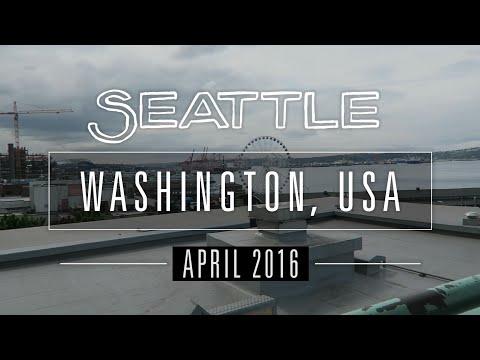 TRAVEL   Seattle, WA, USA - April 2016