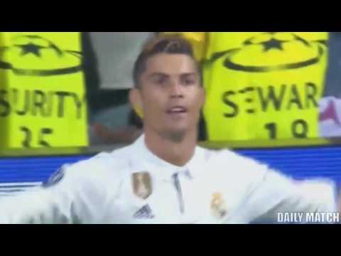 Cristiano Ronaldo's 400 goal in Real Madrid – Real vs Atletico 3:0 - Champions League - 02/05/2017