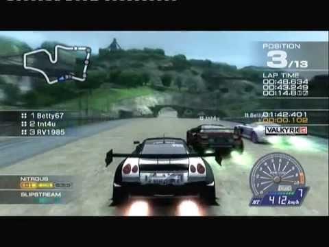 Ridge Racer 7 Online Battle 05-28-2011 (Part 2)