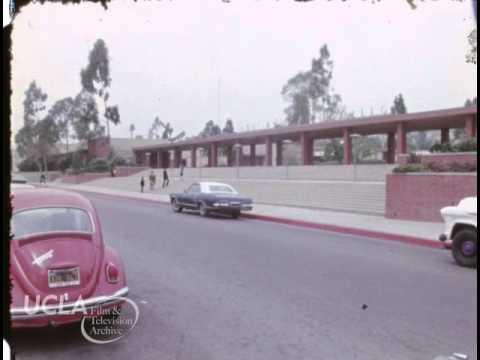 """KTLA News: """"East Los Angeles College"""" (1971)"""
