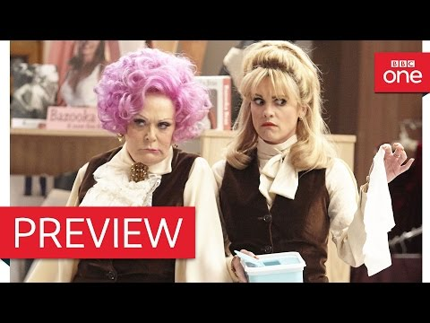 Mrs Slocombe's balls - Are You Being Served? Preview - BBC One