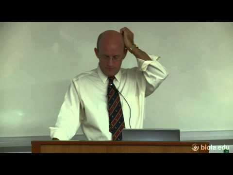 Michael Ward: Silent Witness - The Horse And His Boy Sixty Years On [Torrey Honors Lecture]