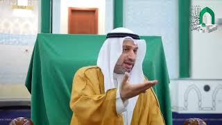 كلمة إلى من ينزعج من كلام الناس عليه - السيد مصطفى الزلزلة
