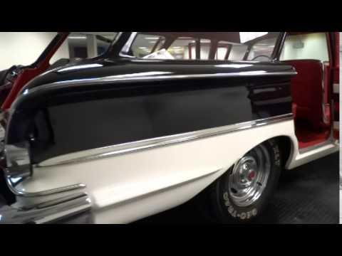 #299 - DET - 1958 Chevrolet Yeoman Station Wagon