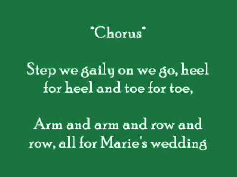 Orthodox Celts - Marie's Wedding