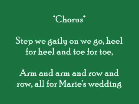Orthodox Celts - Marie's Wedding