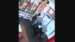 Village Fried Chicken assault in Harlem