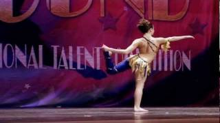 Dance Moms-Brooke Solo-Starry Night
