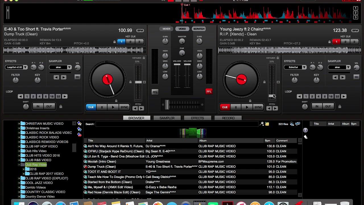 Numark mixtrack crazy scratch tutorial w virtual dj pro 7 youtube.