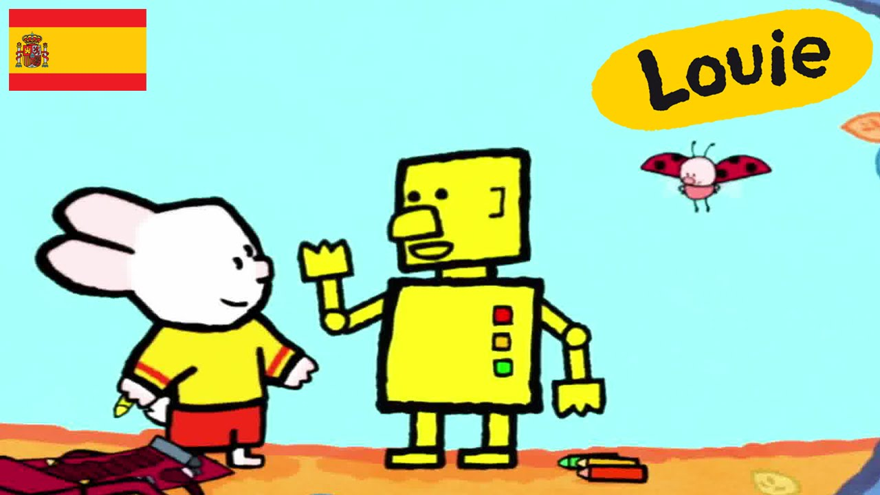 Robot - Louie Dibujame Un Robot
