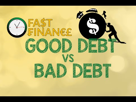 Good debt vs bad debt (and why we disagree with the established definitions)