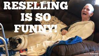 Weekly Reseller Vlog | Ebay Sales | Burt's Bees Liquidation Lot