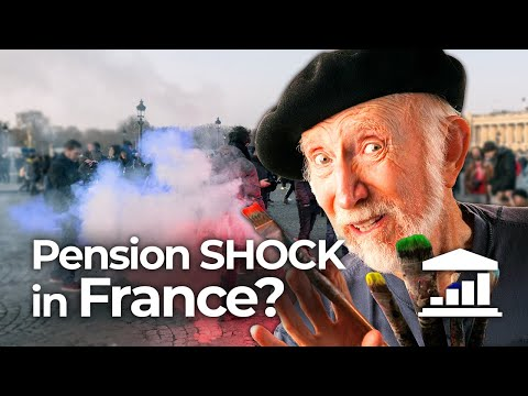 Why are FRENCH 🇫🇷 pensions UNSUSTAINABLE 💸 ? - VisualPolitik EN
