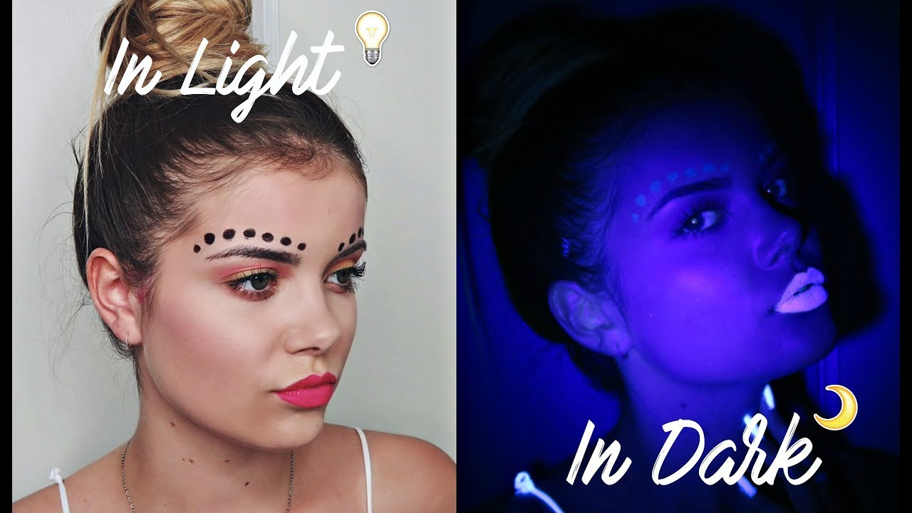 FESTIVAL MAKEUP l Day to Night ✨