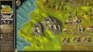 Война и Мир / Knights and Merchants Прохождение основной кампании, 2 миссия
