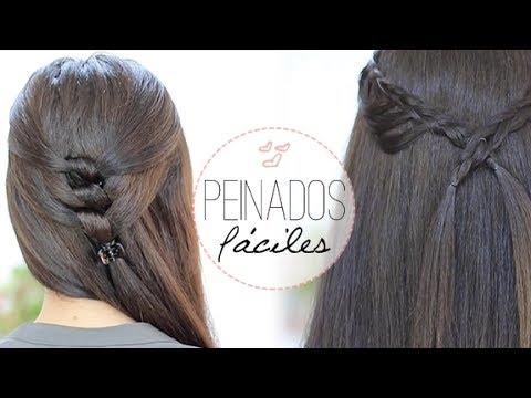 Peinados F 225 Ciles Y Bonitos Youtube