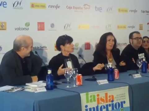 Rueda de prensa la isla interior 54 semana internacional for La isla interior torrent