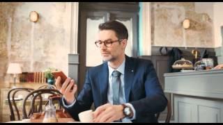 Mobilní banka Business - firemní finance pod palcem!