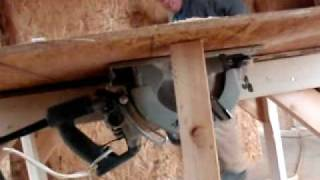 Homemade Table Saw.avi